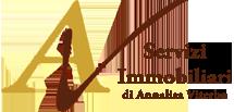 AV Servizi Immobiliari di Annalisa Viterbo – Via G. Massari, 33 – 70010 – Turi (BA) – C.F.: VTR NLS 69B50 H096E – P.Iva: 06841850727 – PEC: avserviziimmobiliari@pec.it